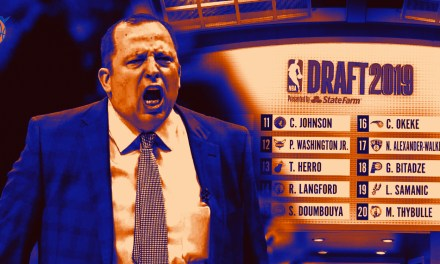 Will Tom Thibodeau Impact the Knicks' Draft Plans?