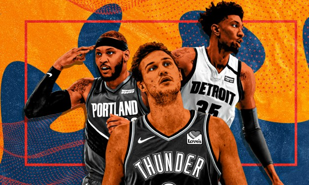 Stretching the Knicks' Floor: Possible Sharpshooting Big Men Targets in Free Agency