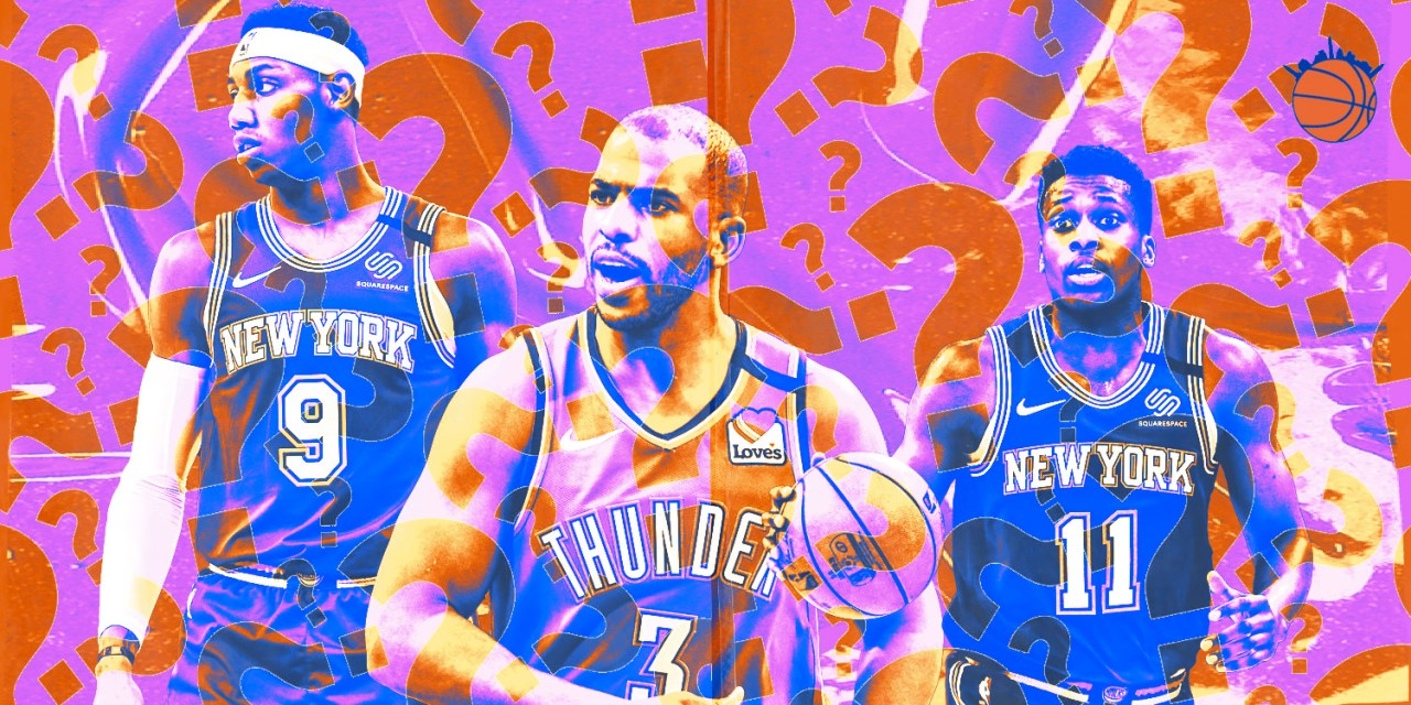The Five Important Questions That Define New York's Offseason