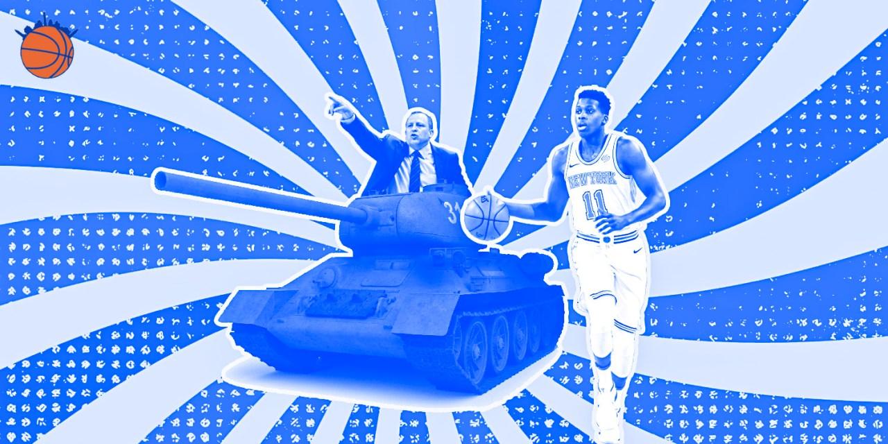 The Knicks' Offseason, 2020–21 Season May Be a Whole Lotta Waiting