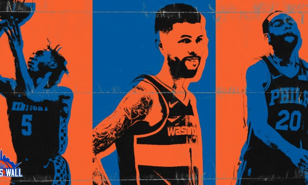It Could Be a Whole New World for Knicks' Three-Point Shooting