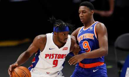 RJ Barrett Can't Lift Knicks in Preseason Loss to Pistons
