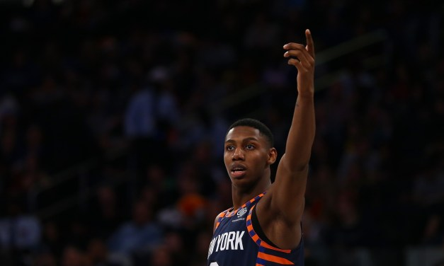 Knicks' RJ Barrett Sees Need to 'Protect Home Court' Even When Fans Are Away