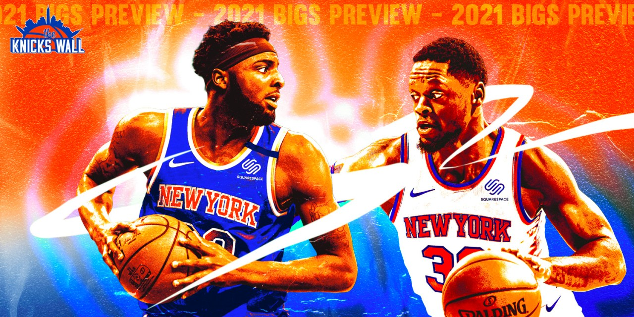 2020–21 New York Knicks Big Man Preview: A Solid Four-Man Group