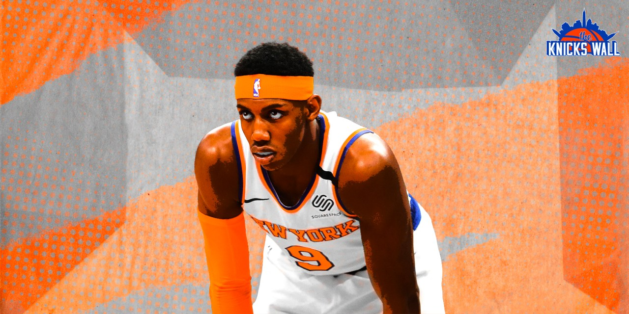 How Does the Knicks Front Office Respond to RJ Barrett's Progress?