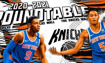 TKW Roundtable: 2020–21 Knicks Season Predictions