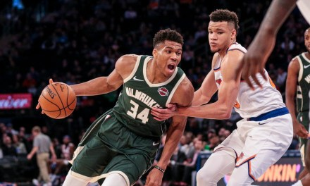 Knicks Prepare for Sunday Night Clash With Giannis Antetokounmpo, Bucks