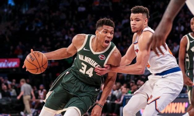 Knicks Prepare for Sunday Night Clash With Giannis Antetokounmpo, Bucks