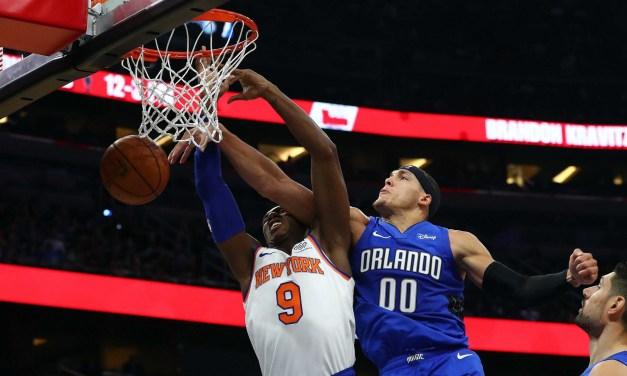 Knicks Seeking MLK Day Home Win Over Magic