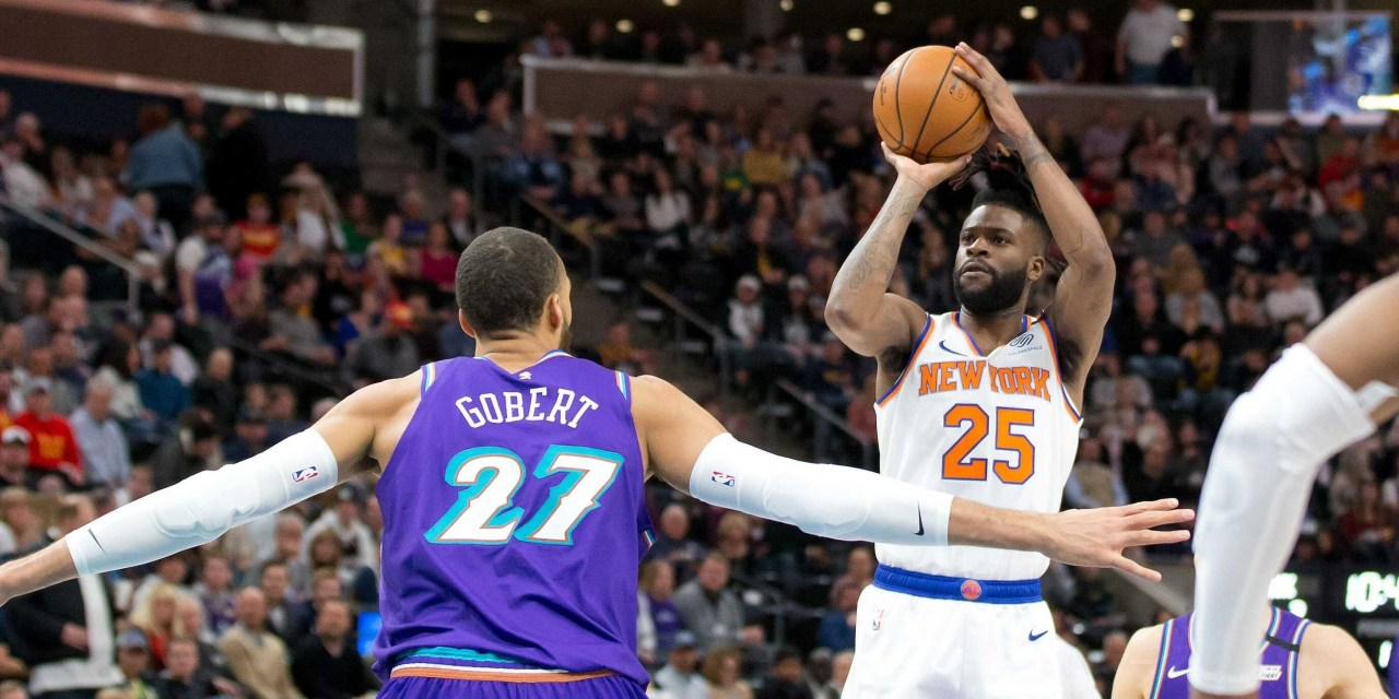 Knicks Return Home to Face Contending Hopeful Jazz