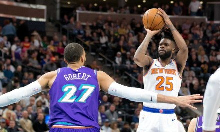 Knicks Return Home to Face Contending Hopeful Jazz