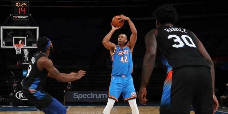Knicks' Winning Streak Snapped at Three in Floundering Display vs. Thunder