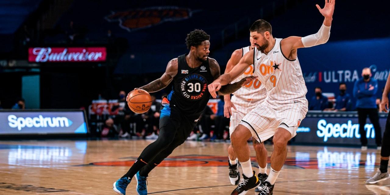 Knicks Win Second Straight in Low-Scoring Slugfest vs. Magic
