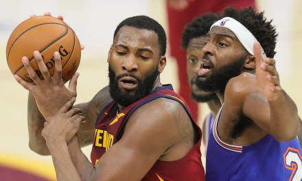 Knicks Bigs Face Tall Task Against Andre Drummond, Cavs