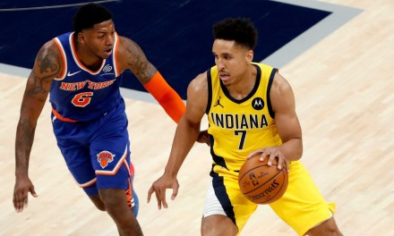 Knicks Continue Road Trip With Sabonis, Pacers Rematch