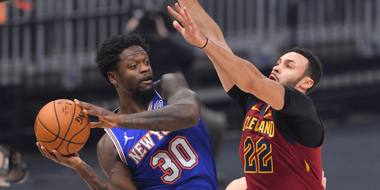 Knicks Drop the Ball Against the Cavs With Backbreaking Turnovers