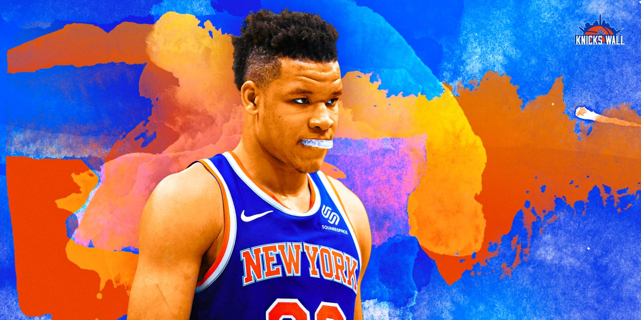 Is Kevin Knox's Development Finally Turning the Corner?