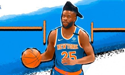 Spacing and Downright Disrespectful Shooting Are Tanking the Knicks