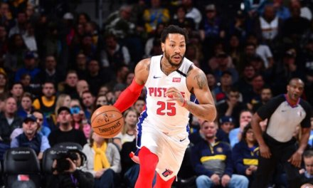 BREAKING: Knicks Acquire Derrick Rose in Trade With Pistons
