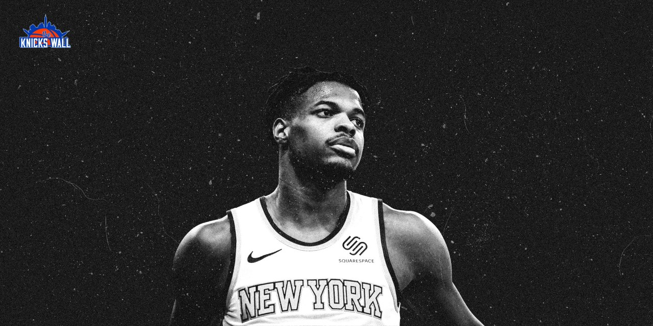 What Went Wrong for Dennis Smith Jr. on the Knicks?