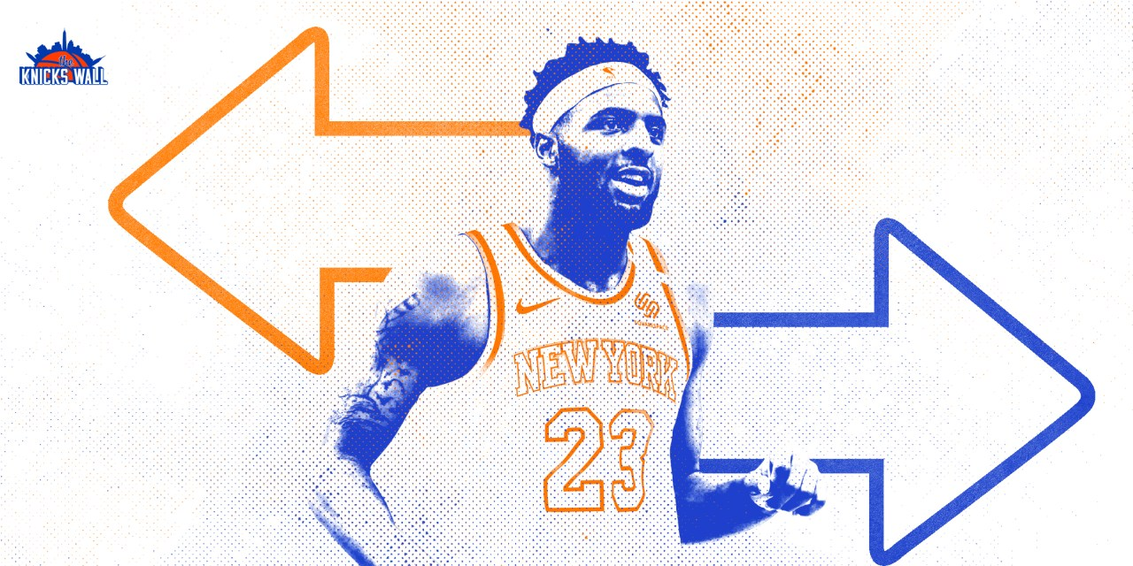 Considering the Strengths and Weaknesses of a Mitchell Robinson Trade
