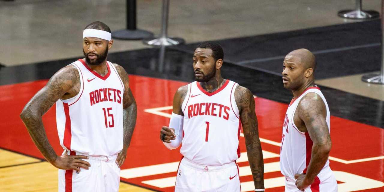Shorthanded Knicks Host New-Look Rockets