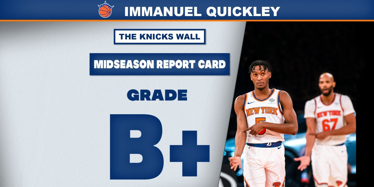 The Knicks Wall Podcast: 2020–21 Midseason Report Card