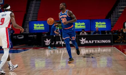 Knicks Look to Bounce Back With Pistons Rematch