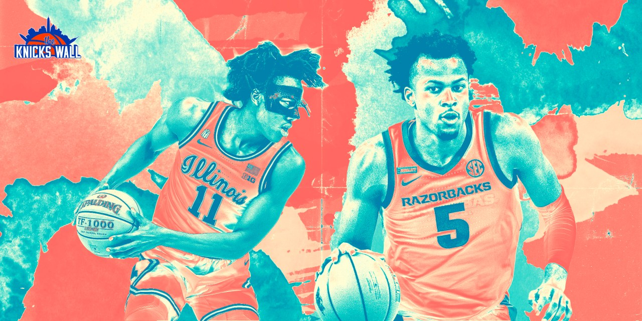 The Knicks Wall 2021 Draft Board — Second Edition: The Vision Is Becoming Clearer