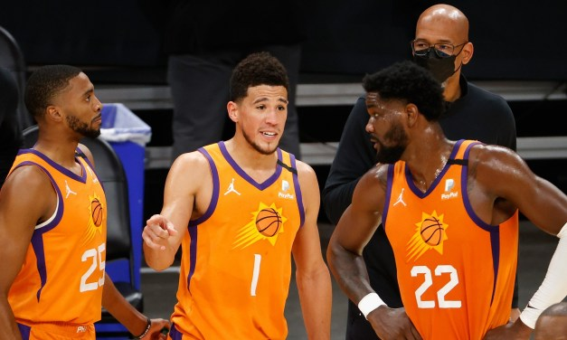 Knicks Looking to Extend Winning Streak to Double Digits Versus Suns