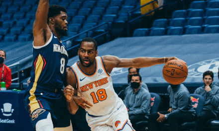 Alec Burks Crucial as Knicks Topple Pelicans, Win Fourth Straight