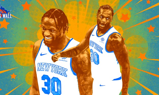Julius Randle Has Been the Offensive Engine of the New York Knicks