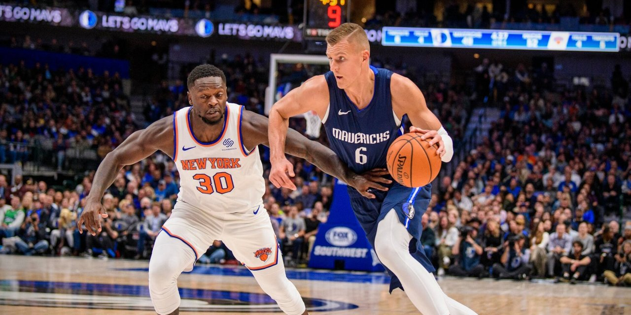 Knicks Look to End Losing Streak Against Luka Doncic, Mavericks