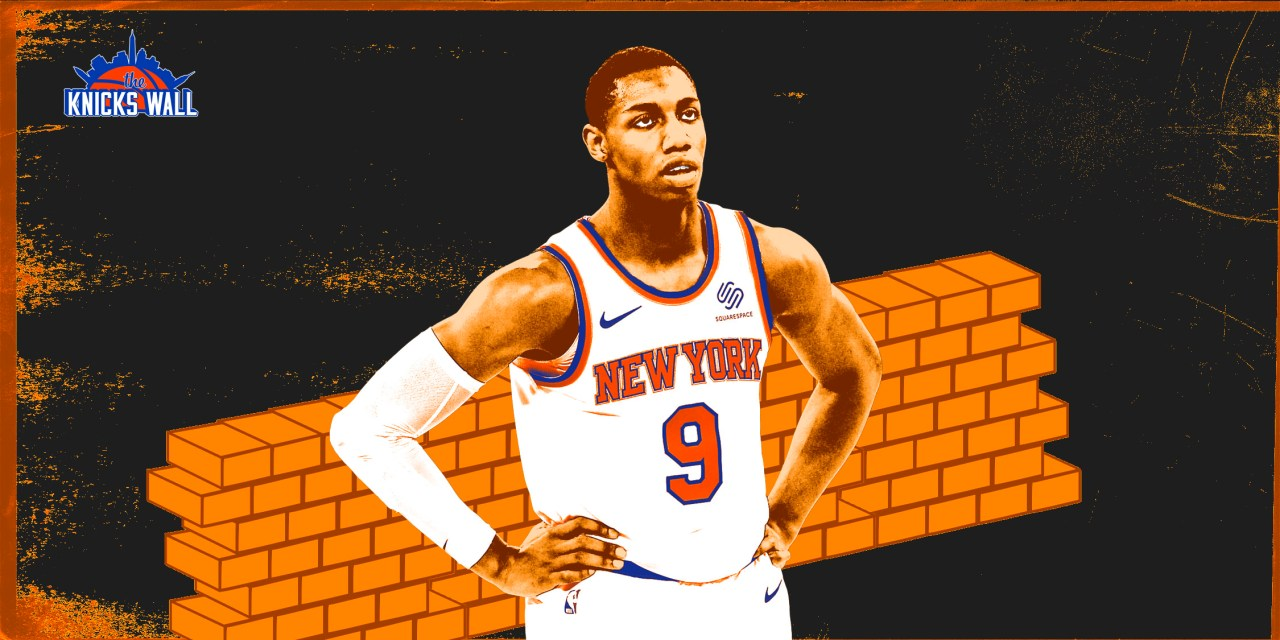 RJ Barrett Is Becoming a Defensive Force Under Tom Thibodeau's Tutelage