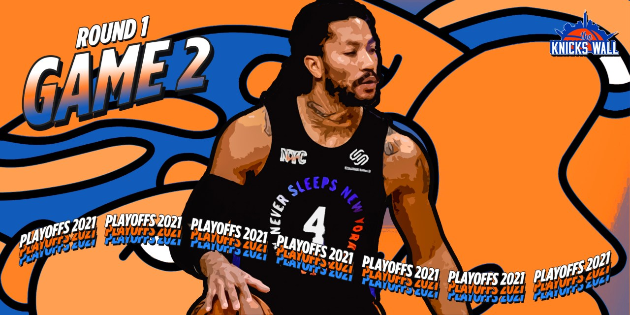Derrick Rose Is the Knicks' New Game-Changer to Beat the Hawks