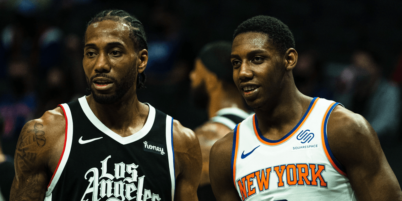 Knicks Edge Clippers, Move One Step Closer to Home Court Advantage