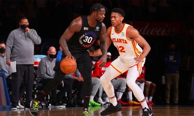 Knicks Look to Take Series Lead on the Road in Atlanta