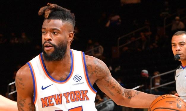 Report: Knicks' Reggie Bullock Signs With Mavericks in Free Agency