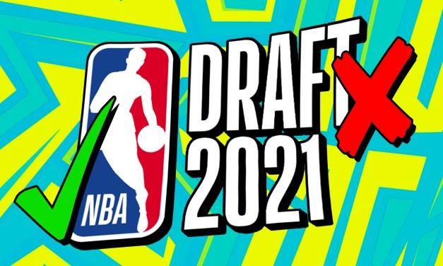 Knicks' 2021 NBA Draft Dos and Don'ts