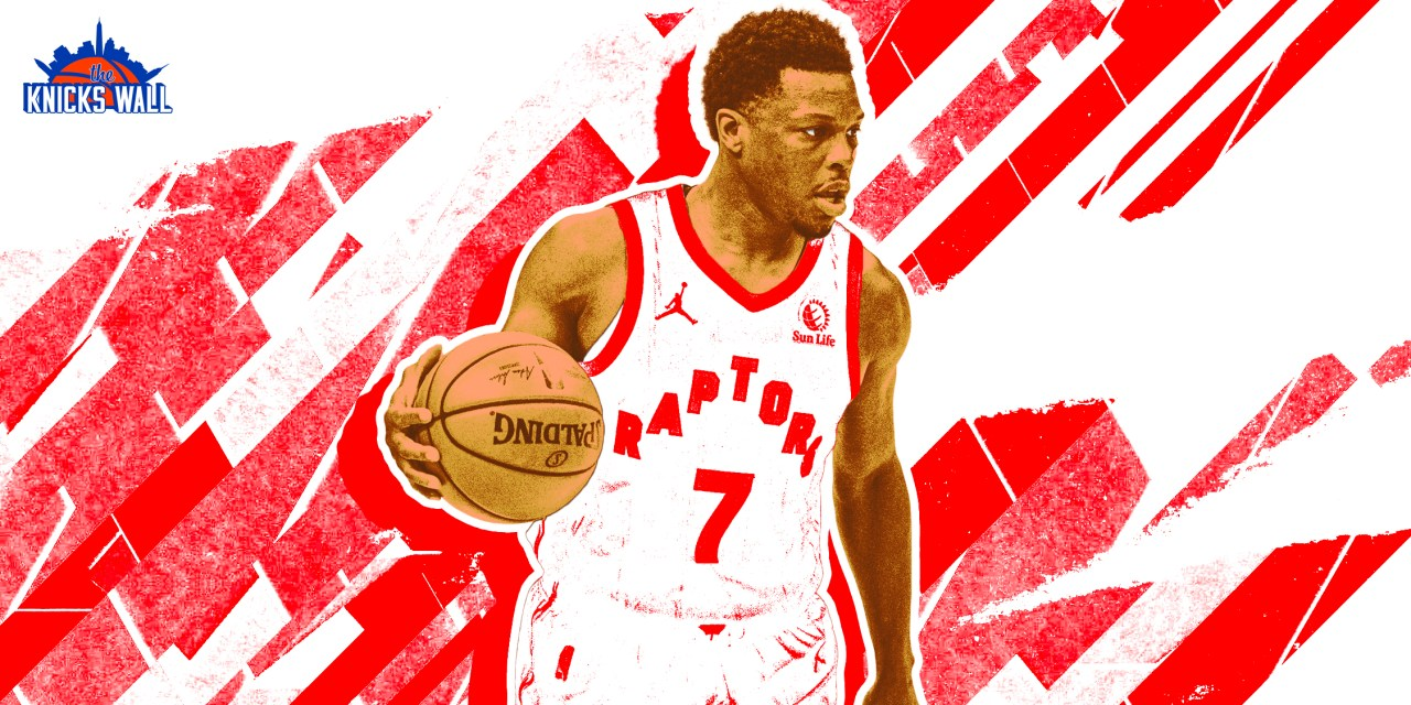 Kyle Lowry Gives New York a High-Level Starting Point Guard