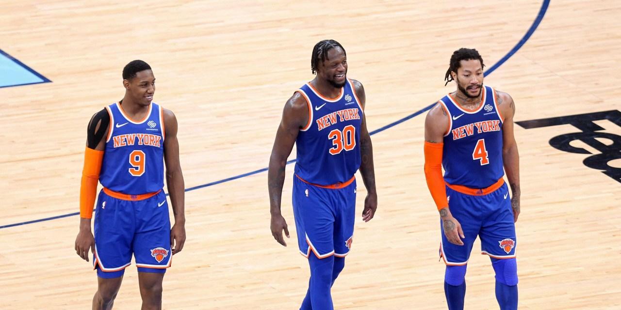 Quick Takeaways From Knicks' 2021–22 Schedule
