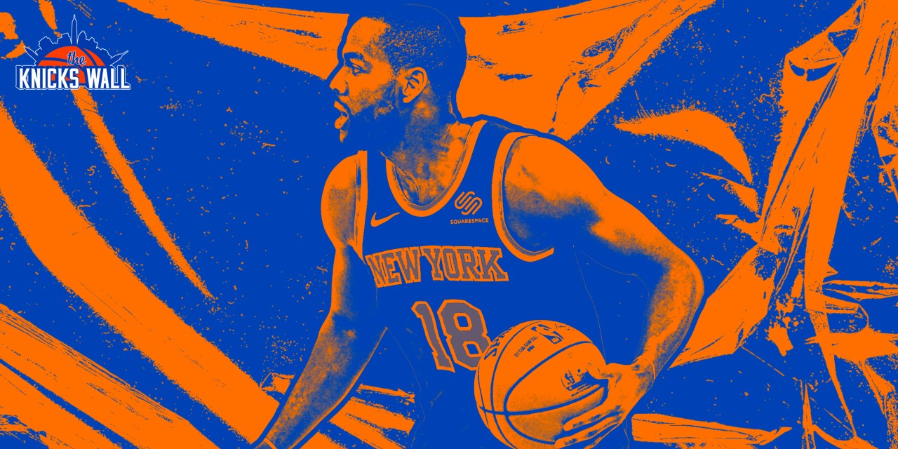 What Will Alec Burks' Role Be on the 2021–22 Knicks?