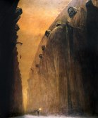 beksinski untitled 1972