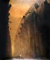 beksinski untitled 1972