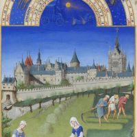 Les Tres Riches Heures (6): June