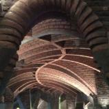 colonia-guell-gaudi-crypt