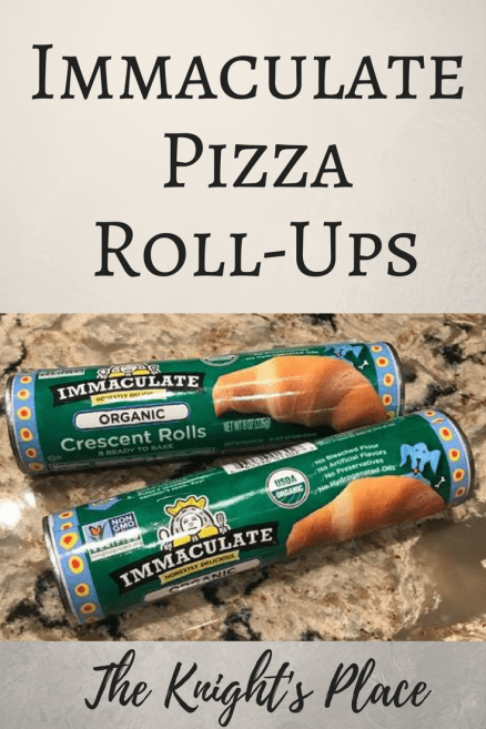 Crescent Roll Pizza Roll-Ups