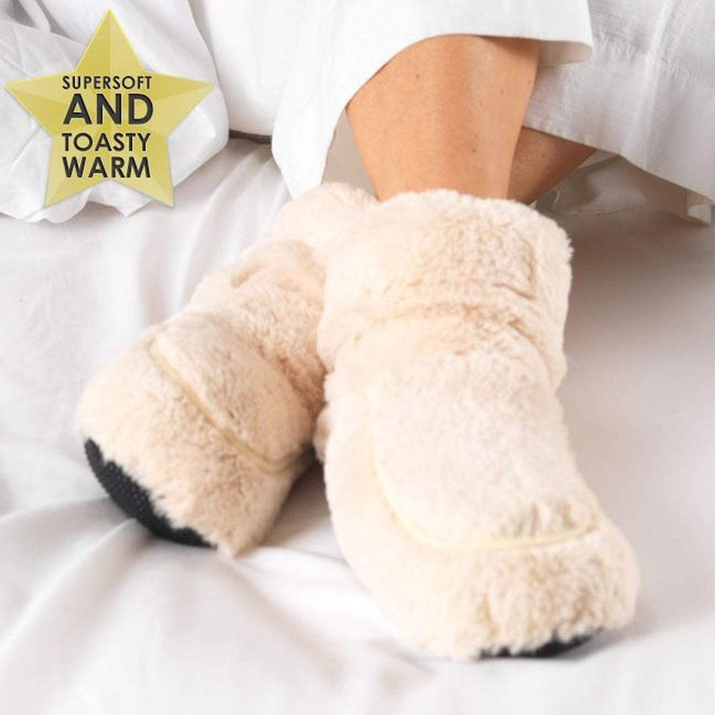 microwavable slippers mothers day gift guide