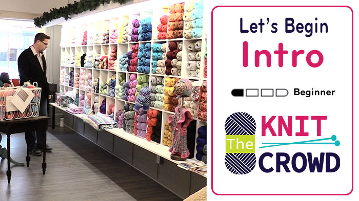 The Knit Crowd – Learn to Knit and Find Free Patterns