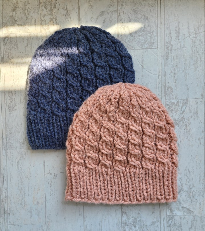 The Knit McKinley Podcast Episode 2 & Modifying the Beacon Hat for a Chunky Weight Yarn
